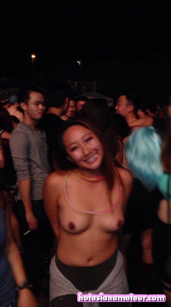 asian topless