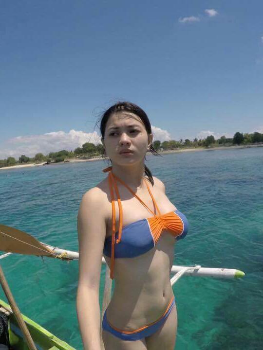 hot filipina