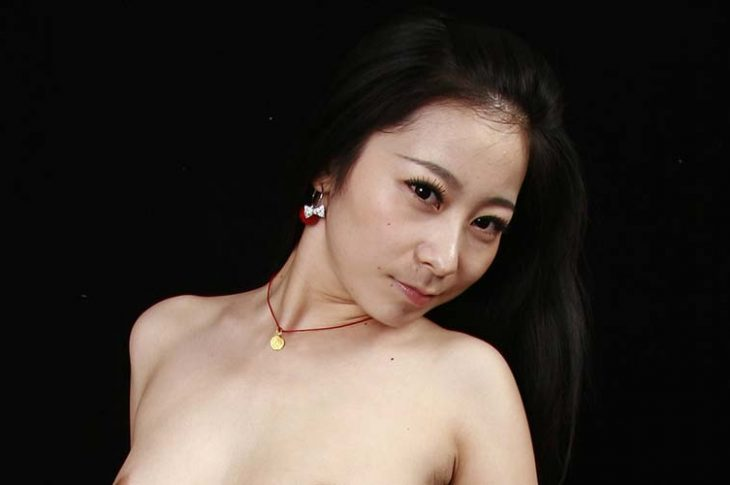 hot nude asian